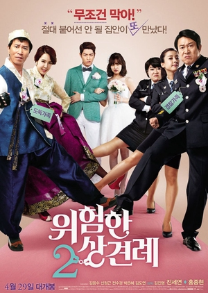 Enemies In-Law 2015 (South Korea)