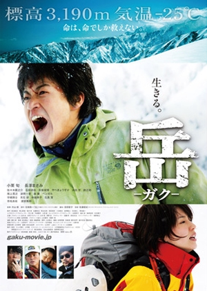Peak: The Rescuers 2011 (Japan)