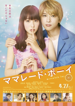 Marmalade Boy 2018 (Japan)