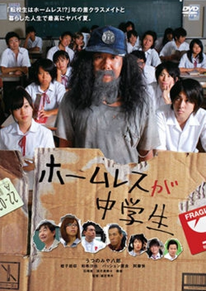 The Homeless is Junior High School Student 2008 (Japan)