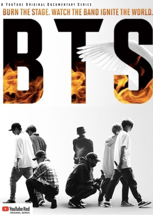 BTS: Burn The Stage 2018 (South Korea)