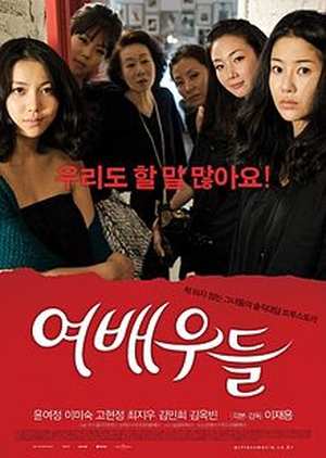 Actresses 2009 (South Korea)