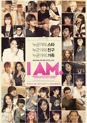 I AM. 2012 (South Korea)
