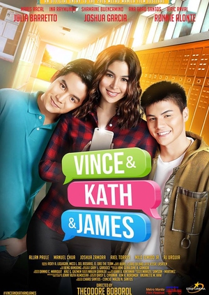 Vince & Kath & James 2016 (Philippines)
