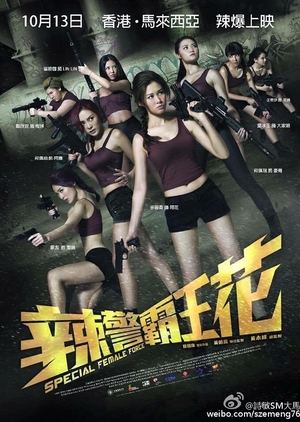 Special Female Force 2016 (Hong Kong)